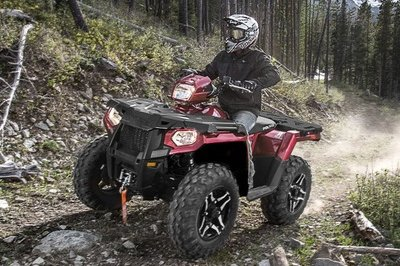 2015 Polaris Sportsman 570 SP Exterior - image 566638