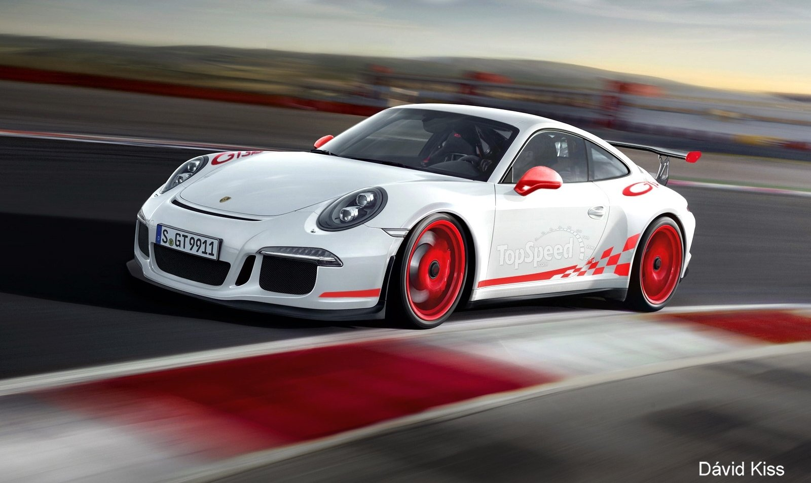 Porsche 911 Gt3 Rs Rumored To Lap Nurburgring In 7 20 News