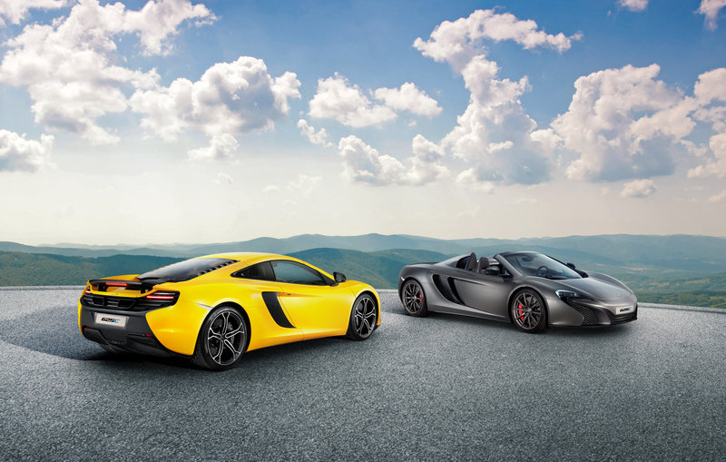 2015 McLaren 625C High Resolution Exterior Wallpaper quality - image 570226