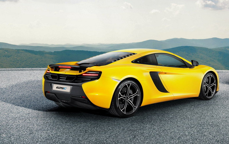 2015 McLaren 625C High Resolution Exterior - image 570228