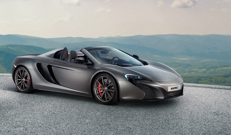 2015 McLaren 625C High Resolution Exterior - image 570229