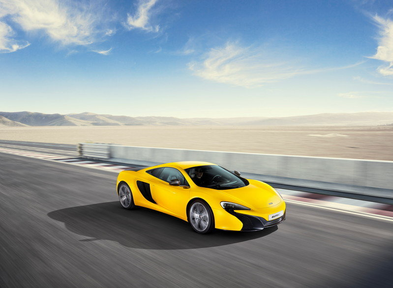 2015 McLaren 625C High Resolution Exterior - image 570225
