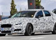 Spy Shots: 2016 Jaguar XF Caught Testing in South Europe - image 569511