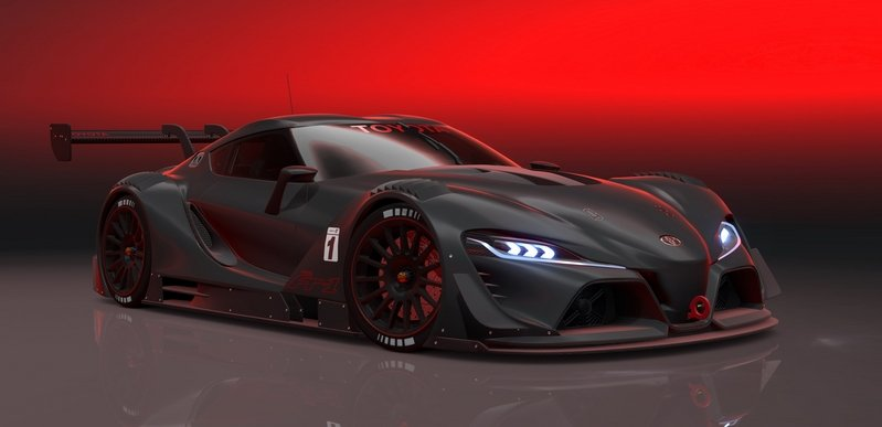 toyota ft-1 quot vision gt quot available for download in gran turismo 6 - DOC568907