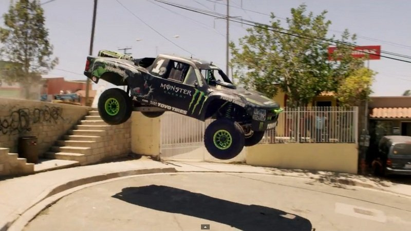 Video: Ballistic BJ Baldwin Recoil 2 Unleashed In Mexico