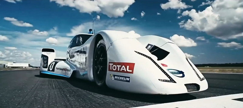 Video: Top Gear Drives The Nissan Zeod RC