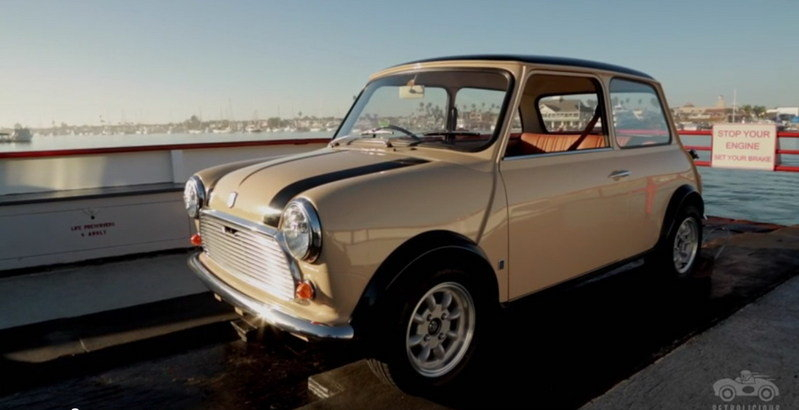 Video: Tribute To The Original Mini Cooper