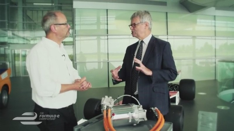 Video: McLaren Explains How a Tiny Motor Delivers So Much Power