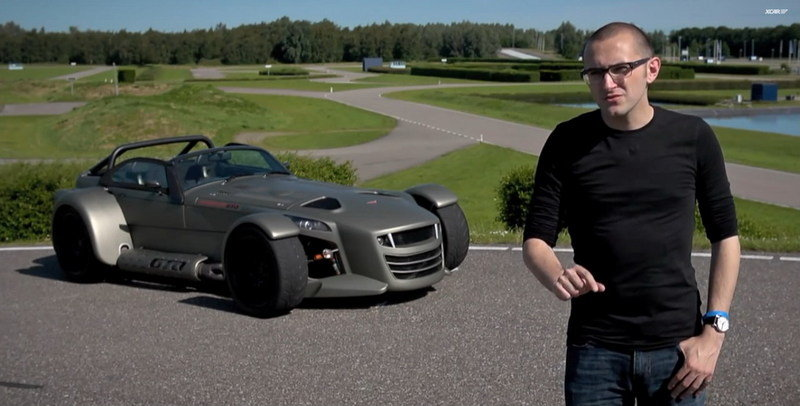 Video: XCar Reviews the Donkervoort D8 GTO