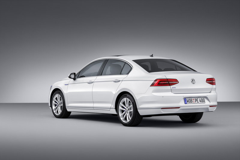 2015 - 2017 Volkswagen Passat GTE High Resolution Exterior - image 570365
