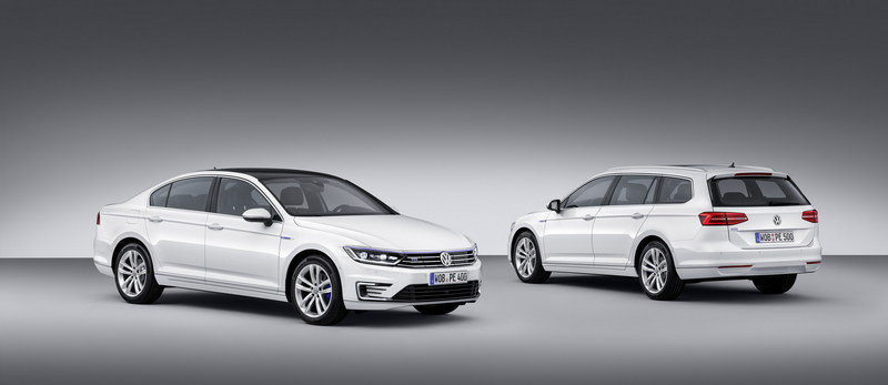 2015 - 2017 Volkswagen Passat GTE High Resolution Exterior - image 570367