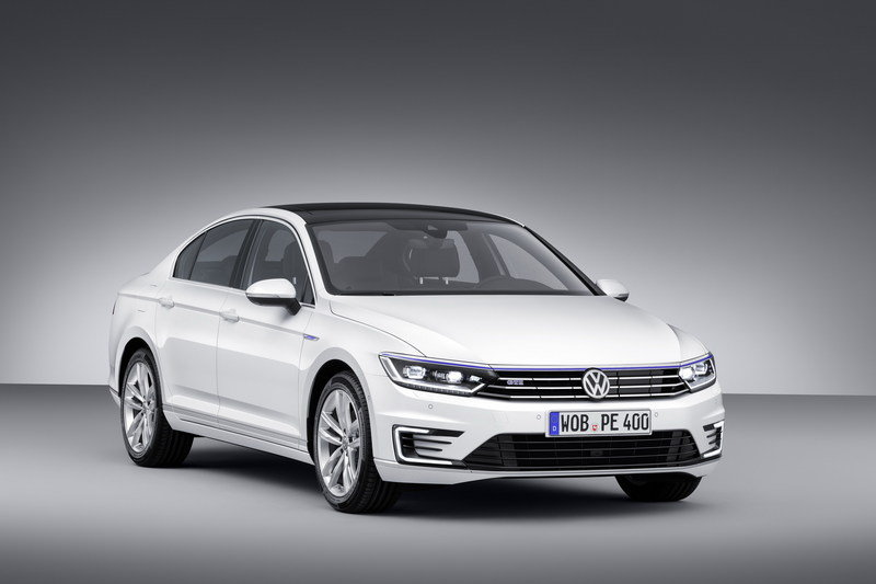 2015 - 2017 Volkswagen Passat GTE High Resolution Exterior Wallpaper quality - image 570364