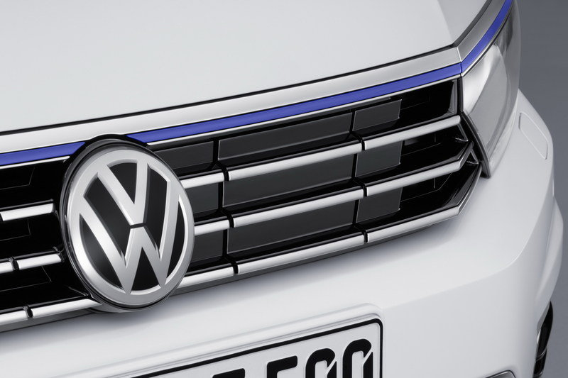2015 - 2017 Volkswagen Passat GTE High Resolution Emblems and Logo Exterior - image 570356
