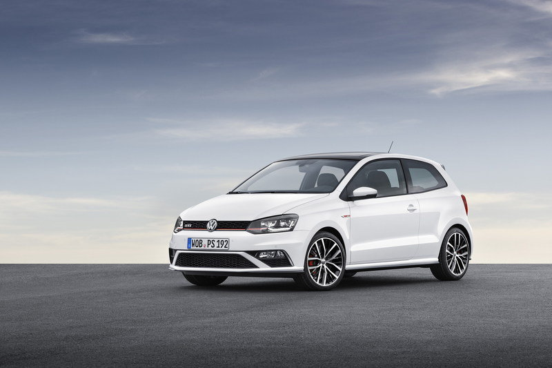 2015 Volkswagen Polo GTI High Resolution Exterior - image 569129