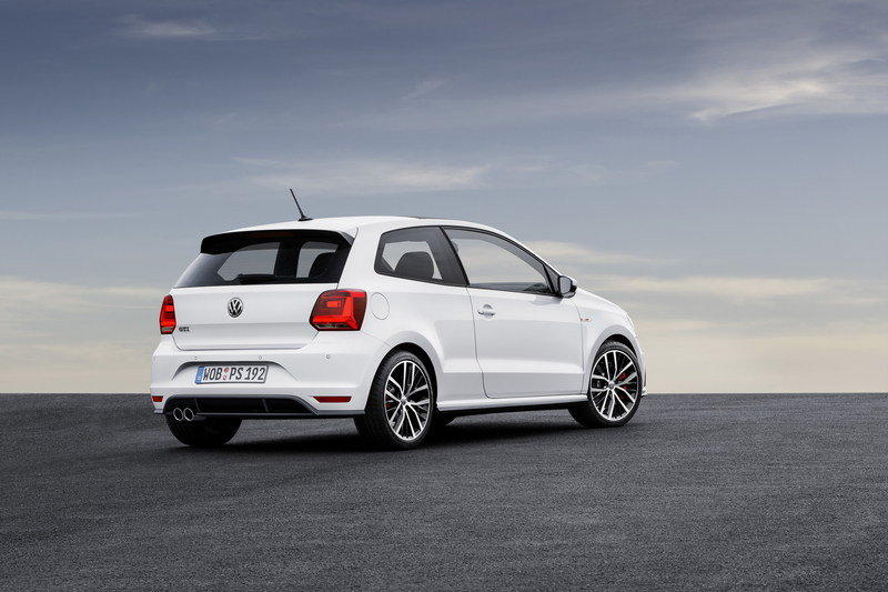 2015 Volkswagen Polo GTI High Resolution Exterior - image 569130