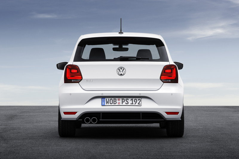 2015 Volkswagen Polo GTI High Resolution Exterior - image 569133