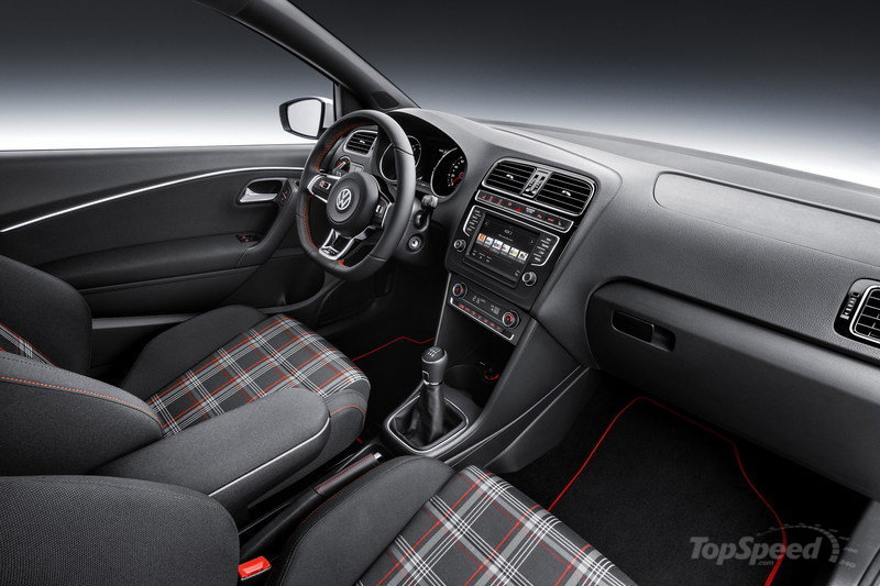 2015 Volkswagen Polo GTI High Resolution Interior - image 569139