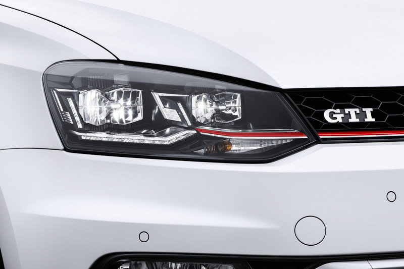 2015 Volkswagen Polo GTI High Resolution Exterior - image 569122