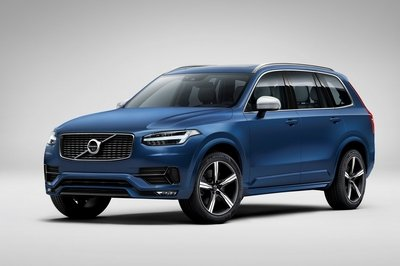It's not even in dealerships yet, and Volvo is already improving upon the new XC90.