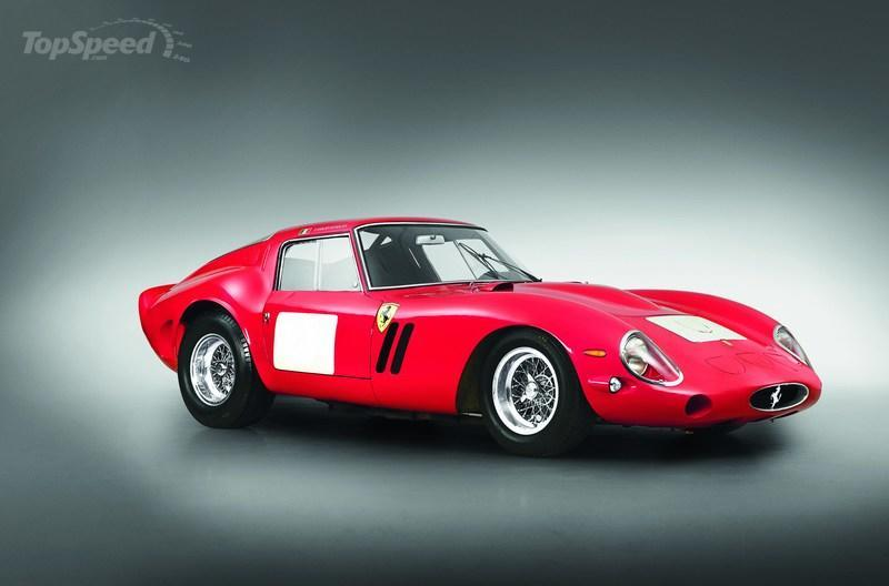 The 10 Best Ferraris Of All Time High Resolution Exterior - image 575337