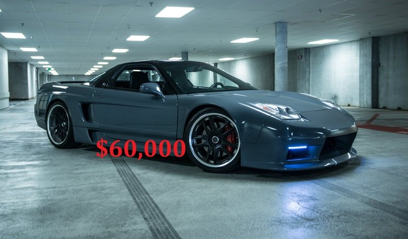 Lexus Coupe For Sale >> 1993 Beautiful Acura NSX With 700 Horsepower Is For Sale ...