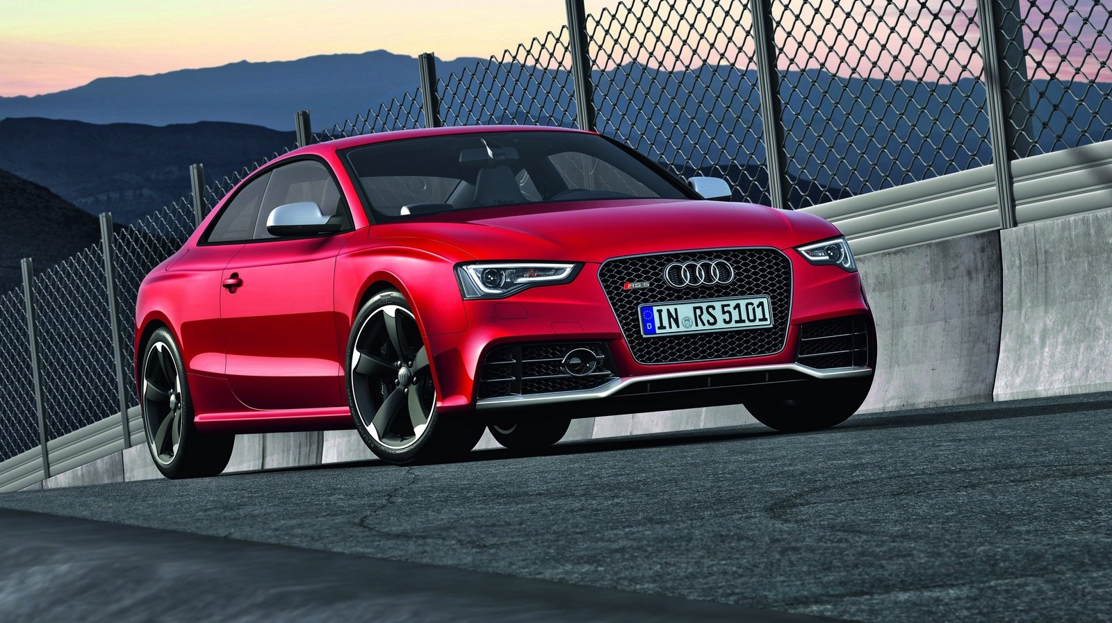 2014 Audi Rs5 Top Speed