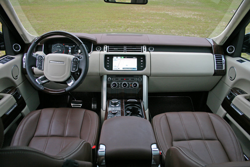 2014 Land Rover Range Rover LWB - Driven High Resolution Interior - image 573713