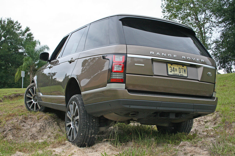 2014 Land Rover Range Rover LWB - Driven High Resolution Exterior - image 573720