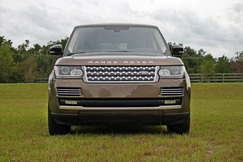 2014 Land Rover Range Rover LWB - Driven High Resolution Exterior - image 573705