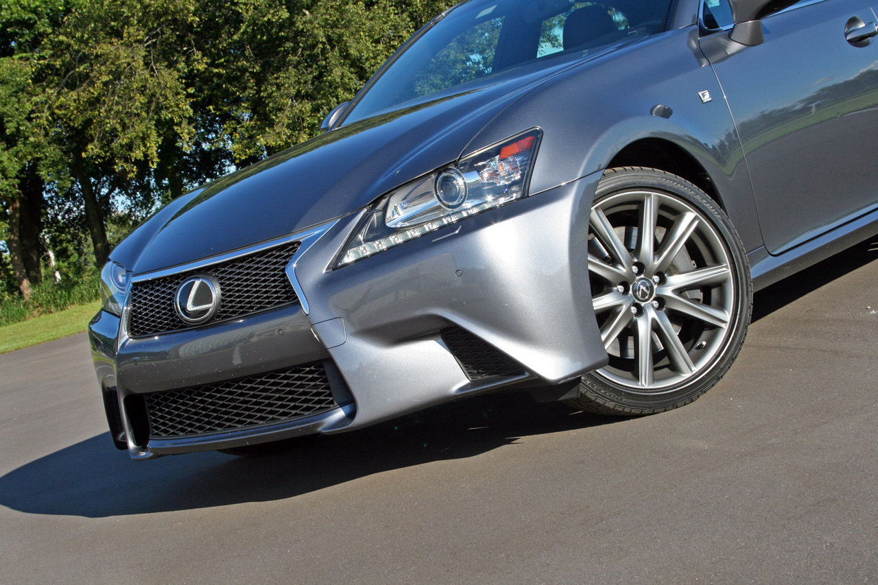 2014 lexus gs 350 f sport driven picture 573519 car. Black Bedroom Furniture Sets. Home Design Ideas
