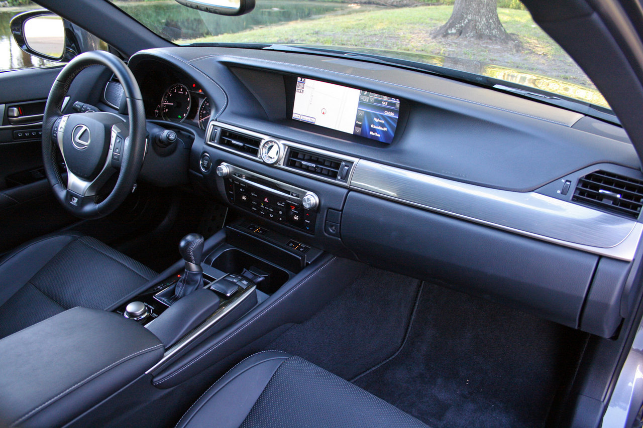 2014 lexus gs 350 f sport driven picture 573522 car review top speed. Black Bedroom Furniture Sets. Home Design Ideas