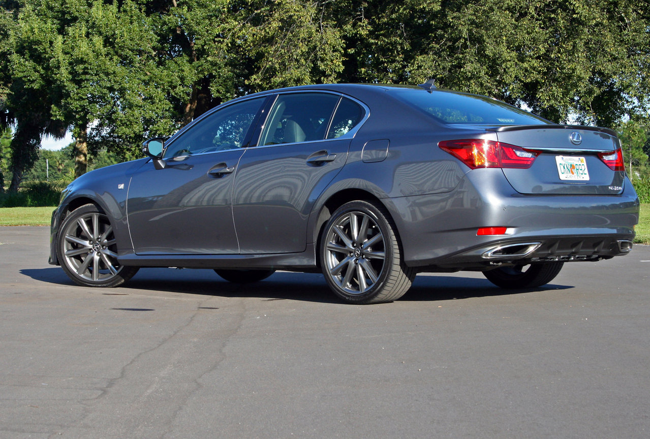2014 lexus gs 350 f sport driven picture 573532 car review top speed. Black Bedroom Furniture Sets. Home Design Ideas