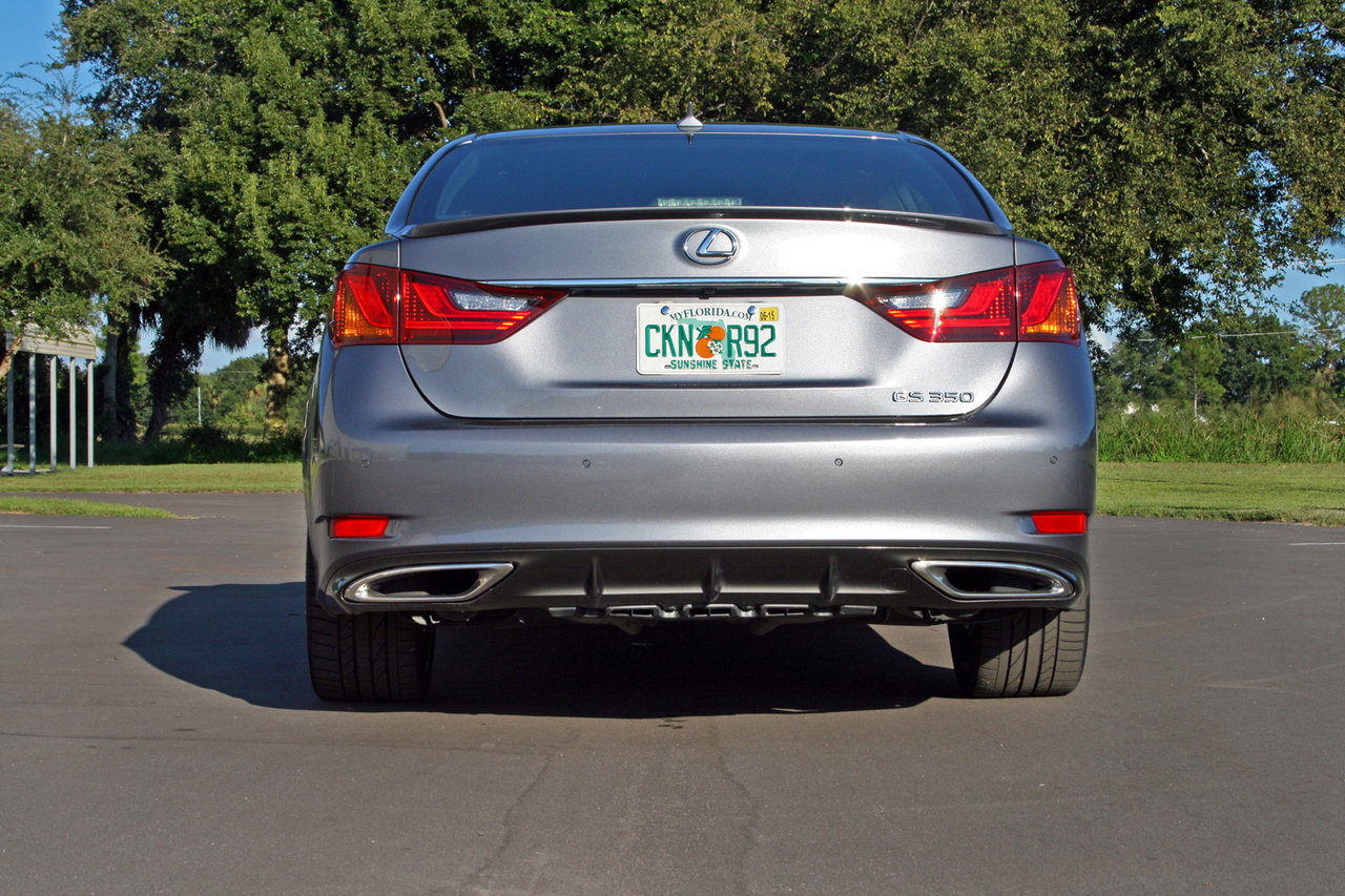 2014 lexus gs 350 f sport driven picture 573534 car review top speed. Black Bedroom Furniture Sets. Home Design Ideas