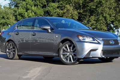 Mark McNabb had some time with the 2014 Lexus GS 350 F Sport. Check out his thoughts on TopSpeed.com/