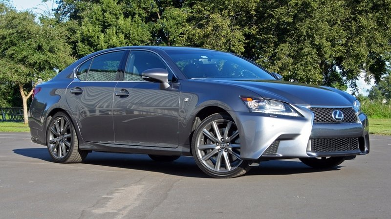 2014 Lexus GS 350 F Sport - Driven