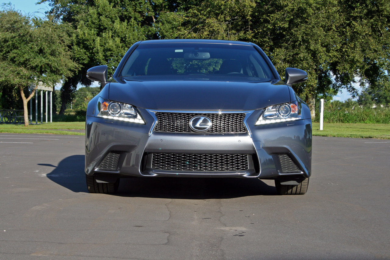 2014 lexus gs 350 f sport driven picture 573513 car review top speed. Black Bedroom Furniture Sets. Home Design Ideas