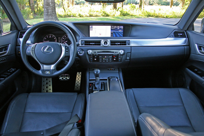 2014 Lexus GS 350 F Sport - Driven High Resolution Interior - image 573514