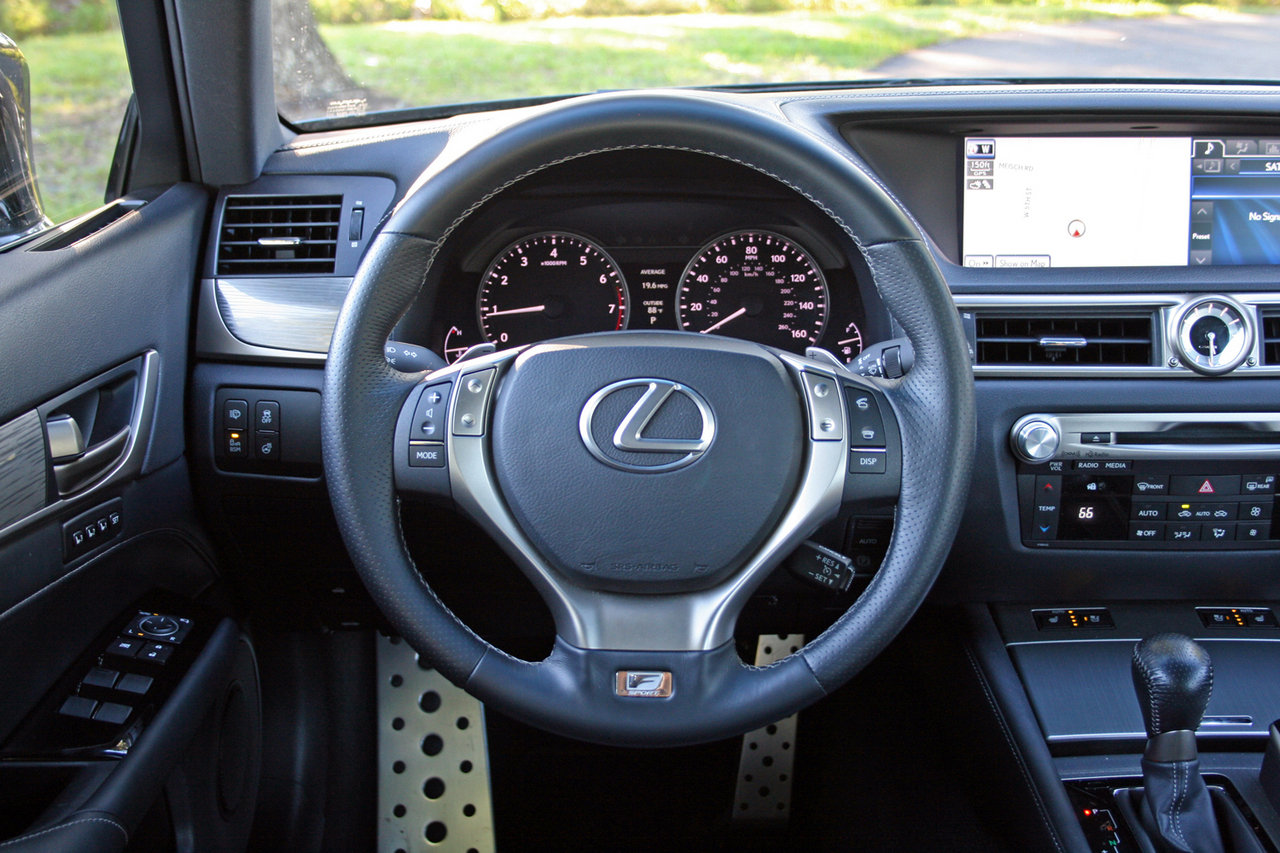 2014 lexus gs 350 f sport driven picture 573515 car review top speed. Black Bedroom Furniture Sets. Home Design Ideas