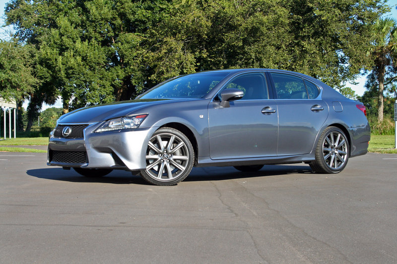 2014 Lexus GS 350 F Sport - Driven High Resolution Exterior - image 573508