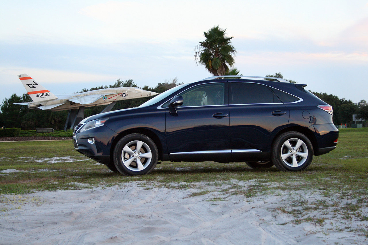 2014 lexus rx 350 driven picture 574731 car review. Black Bedroom Furniture Sets. Home Design Ideas