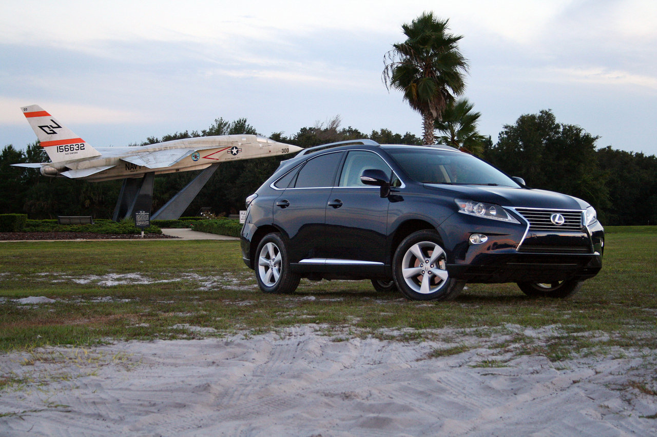 2014 lexus rx 350 driven picture 574733 car review top speed. Black Bedroom Furniture Sets. Home Design Ideas