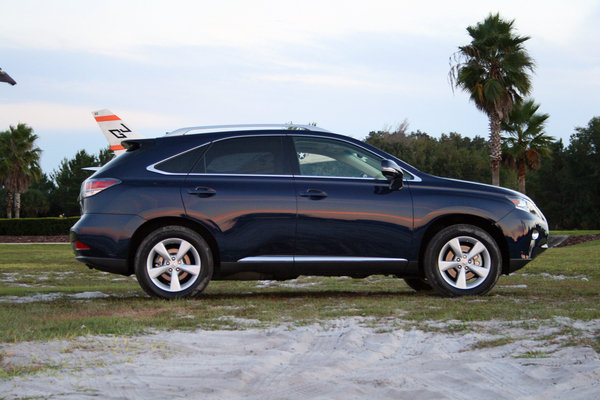 2014 lexus rx 350 driven car review top speed. Black Bedroom Furniture Sets. Home Design Ideas