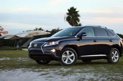Mark McNabb had a week with the 2014 Lexus RX 350. Check out his thoughts at TopSpeed.com.