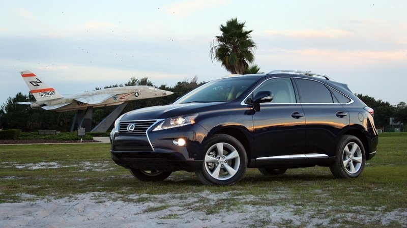 lexus rx news and reviews top speed. Black Bedroom Furniture Sets. Home Design Ideas