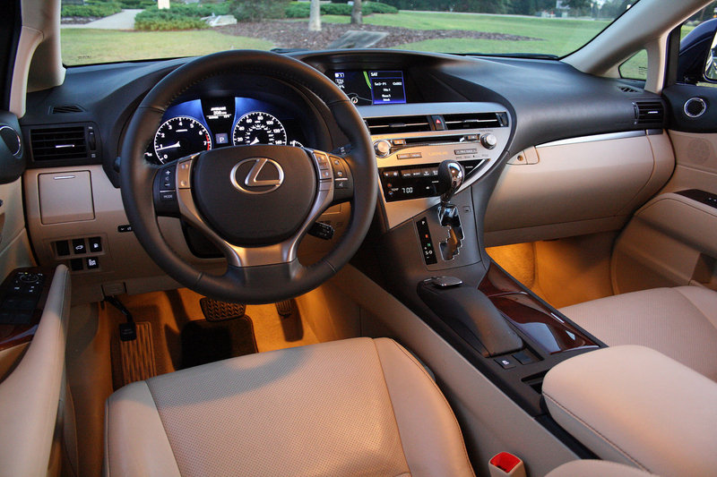 How Much Is A Land Rover >> 2014 Lexus RX 350 - Driven | Top Speed