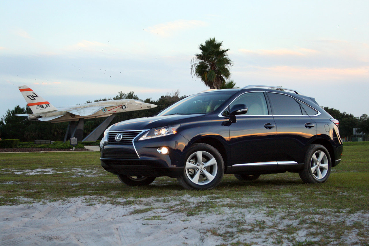 2014 lexus rx 350 driven picture 574721 car review. Black Bedroom Furniture Sets. Home Design Ideas