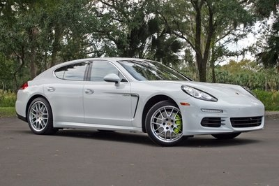 Mark McNabb spent a week with the Panamera S E-Hybrid. Find out what he thought here.