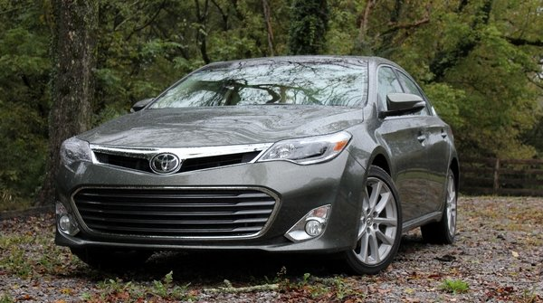 2014 Toyota Avalon Limited Driven Review Top Speed