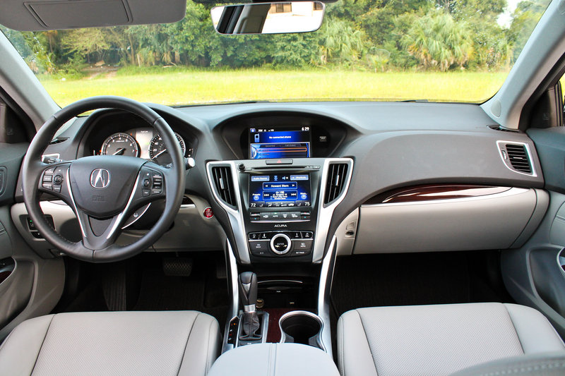 2015 Acura TLX - Driven High Resolution Interior - image 574452