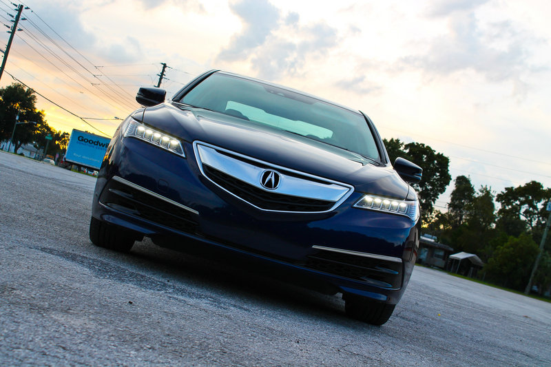 2015 Acura TLX - Driven High Resolution Exterior - image 574457